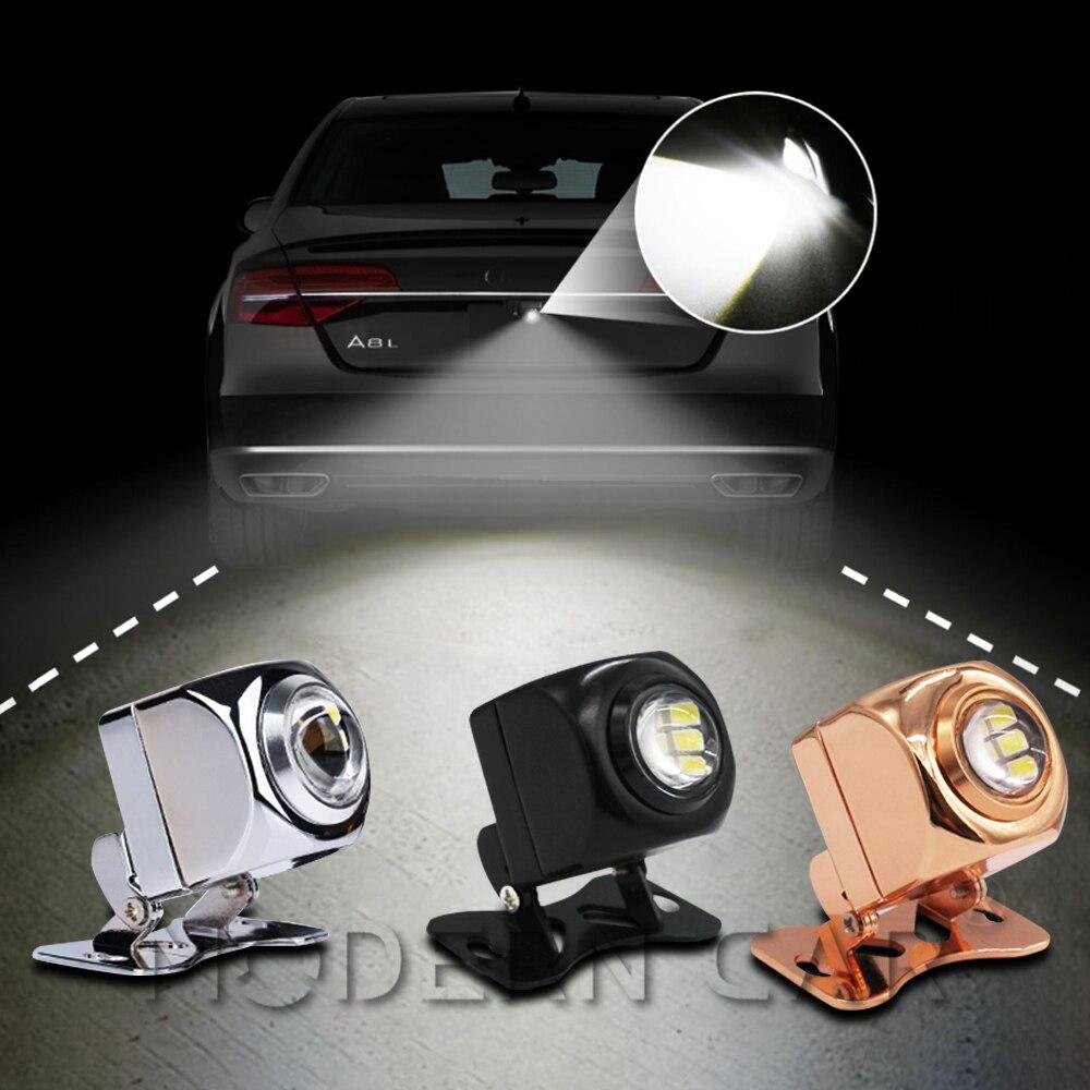 MODERN CAR Auto Reverse Light Backup Tail Lights Motorcycle Reverse font b Lamp b font For