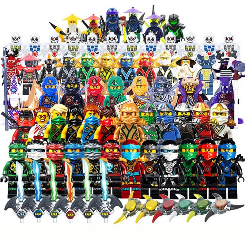 Ninja Kai Jay Zane Cole Lloyd Carmadon Tornado Motorcycle Figures Building Block Toys Compatible With LegoINGly NinjagoINGlys 2017 hot golden ninja go double head dragon knights building block mini kai zane cole jay figures weapons bricks toys for boys