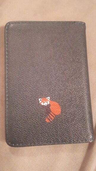 Cartoon Flamingo paspoort houders Covers Creative reizen accessoires PU lederen ID bankkaart tas vrouwen paspoort Business zaak photo review