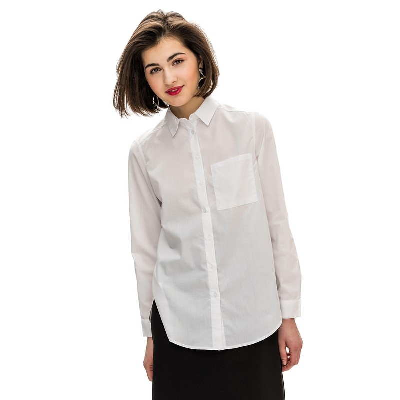 Blouses & Shirts blouse befree for female  shirt long sleeve women clothes apparel  blusas 1811232329-1 TmallFS flare sleeve self tie cut out blouse