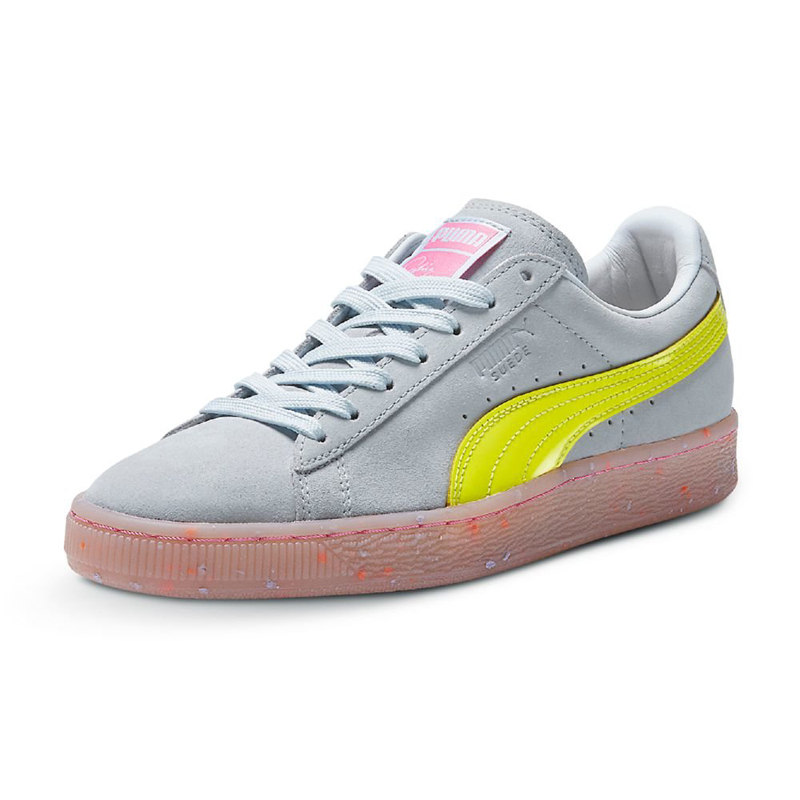 Walking Shoes PUMA 36473702 sneakers for female TmallFS sneakers women trainers breathable print flower casual shoes woman 2018 summer mesh low top shoes zapatillas deportivas
