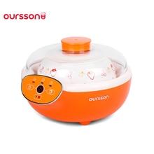 Йогуртница-ферментатор Oursson FE2305D керамическая банка на 1,5 литра, 3 режимов приготовления, дрожжевого теста, различных напитков