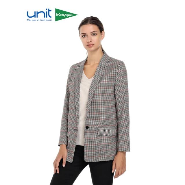 8677c20ec € 29.0 |UNIT MUJER SINTETICO CHAQUETAS BLAZER DE MUJER UNIT FANTASIA en  Chaquetas básicas de La ropa de las mujeres en AliExpress.com | Alibaba ...