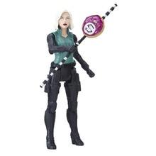 Фигурка Hasbro Avengers Мстители и камни бесконечности Чёрная вдова, 15 см