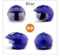 New German Style Motorcycle Helmet Stock Sale Masei Motorcycle Helmet Half Face Helmet Motorbike Capacetes Casco