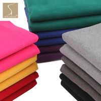 150cm Wide Faux Wool Apparel Fashion Fabric Double Faced Fleece Coat Fabric Craft Fabric By The Meter