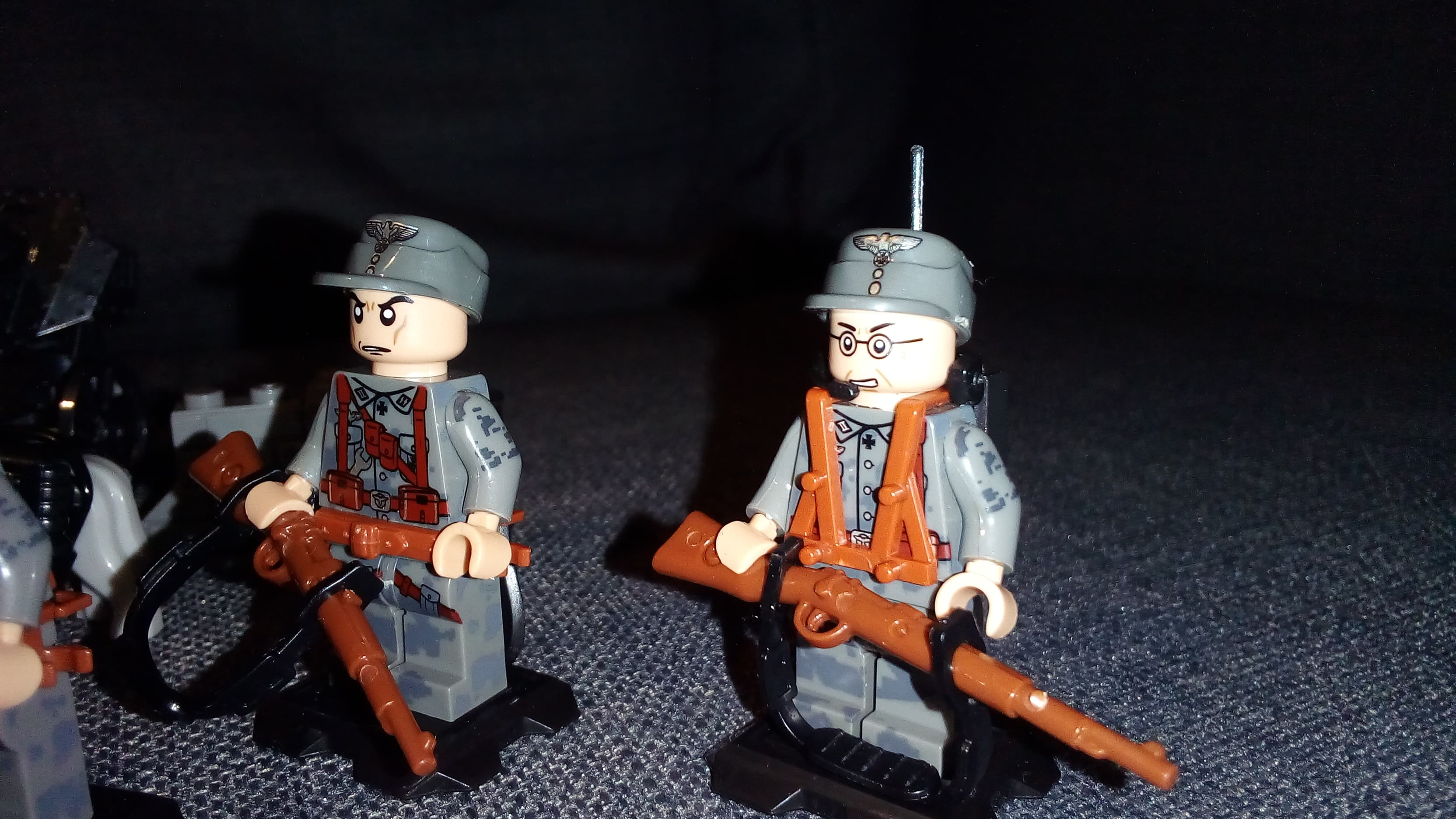World War I Army Soldiers 8-Pack