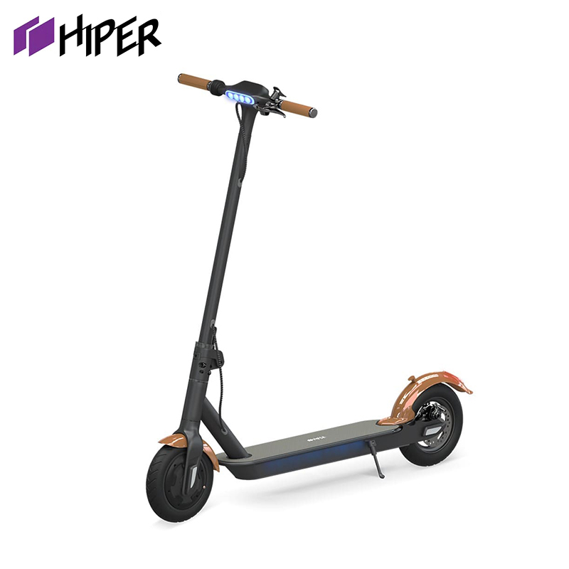 Kickscooter HIPER Triumph Black Smart Electric Scooter Foldable