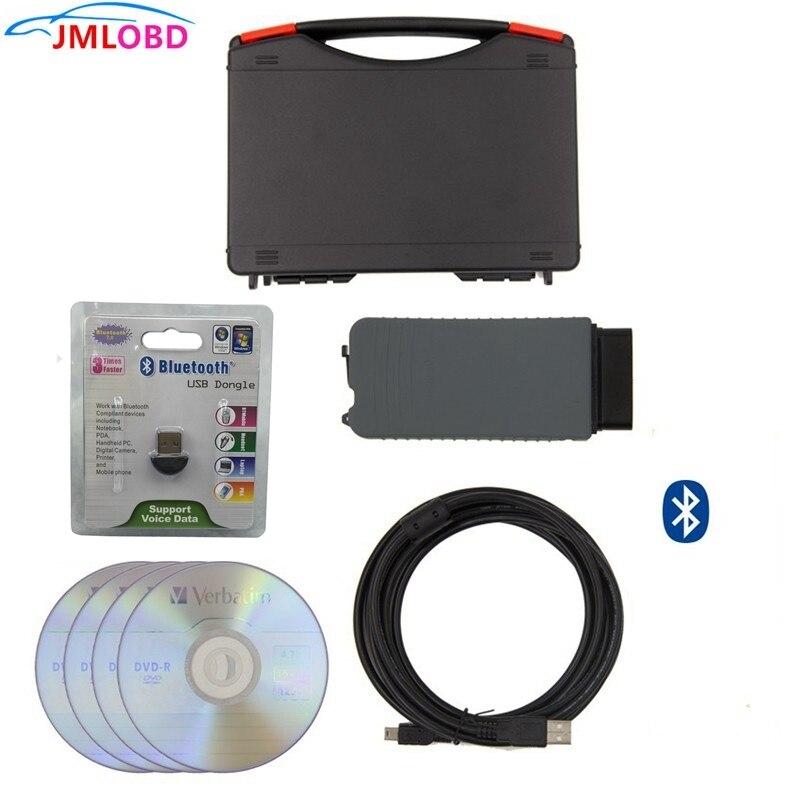 VAS5054a ODIS V4.3.3 Bluetooth avec D'origine OKI Puce VAS5054A V4.3.3 De Diagnostic Scanner vas5054a Bluetooth Appui Protocole UDS
