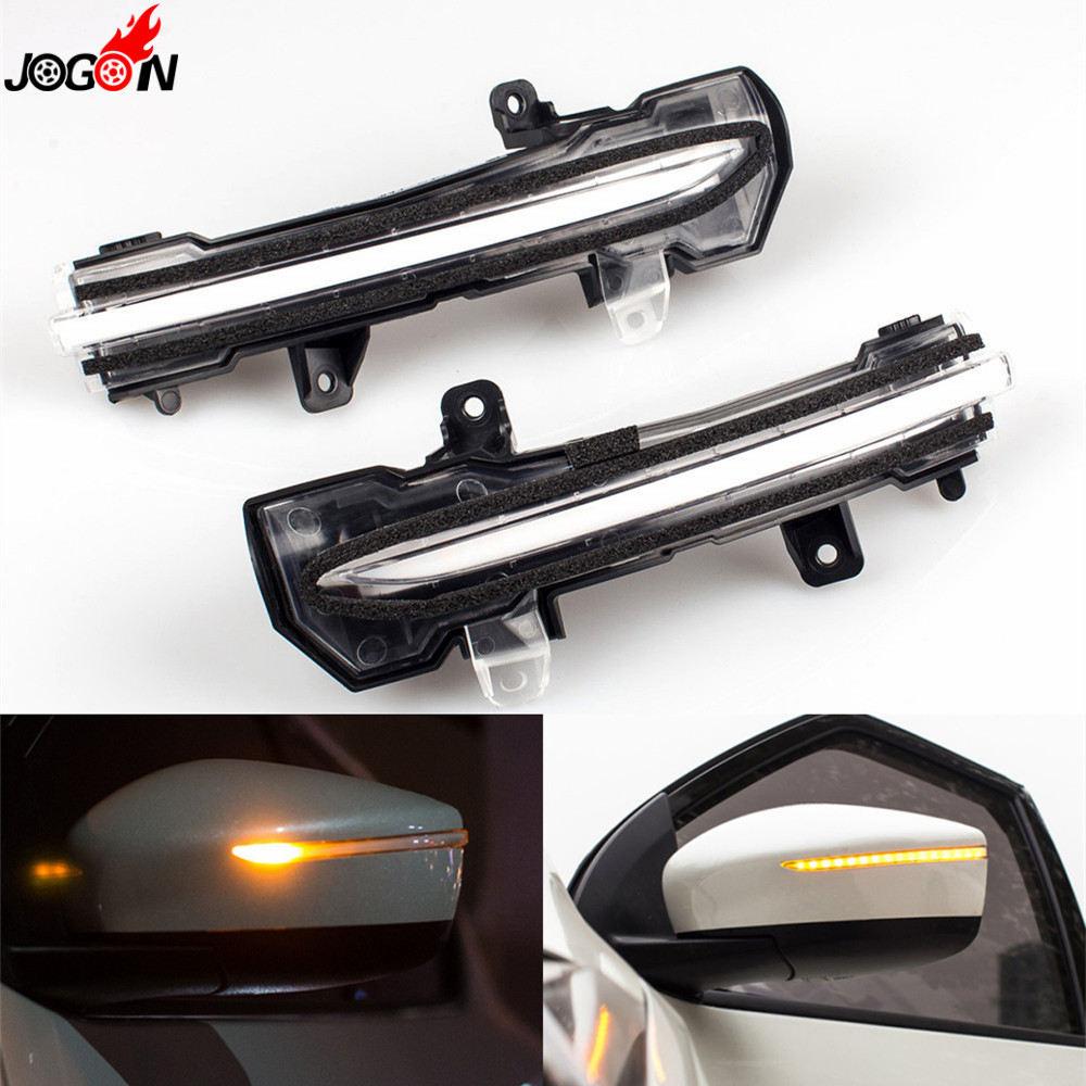 For Nissan Note 2017 2018 update e Power LED Dynamic Turn Signal Blinker Sequential Side Rearview
