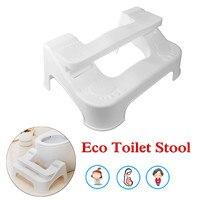 Łazienka Wc Nocnik Eco Stołek Podkładki Antypoślizgowe Pomocy Dla Pale Ulga Zaparcia Przenośne Toalety Krok