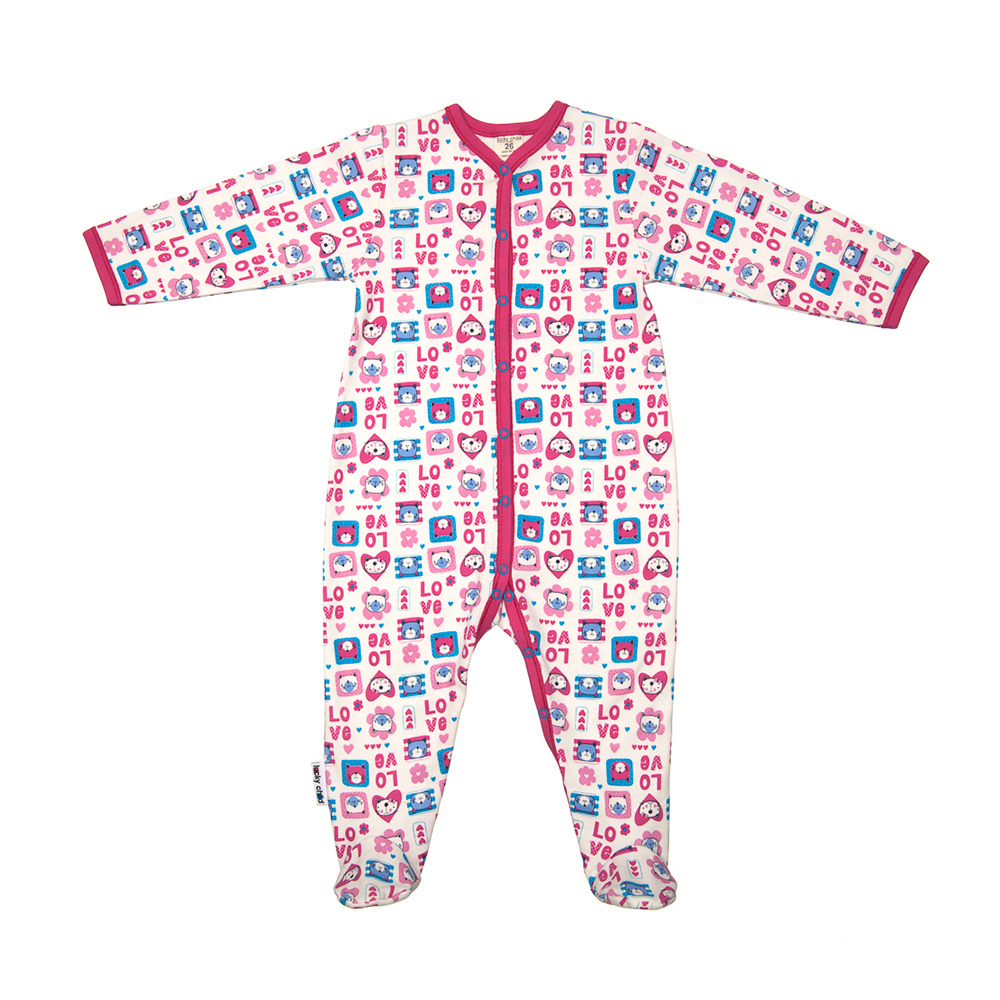 Jumpsuit Lucky Child for girls A6-101 Children's clothes kids Rompers for baby rompers lucky child for girls 0 28 romper baby jumpsuit kids overalls children clothes