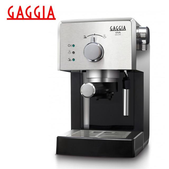 Кофеварка рожковая Gaggia Viva Deluxe