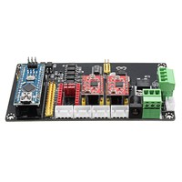 New Arrival 3 Axis CNC Controller Stepper Motor Driver Board For DIY Laser Engraving Machine