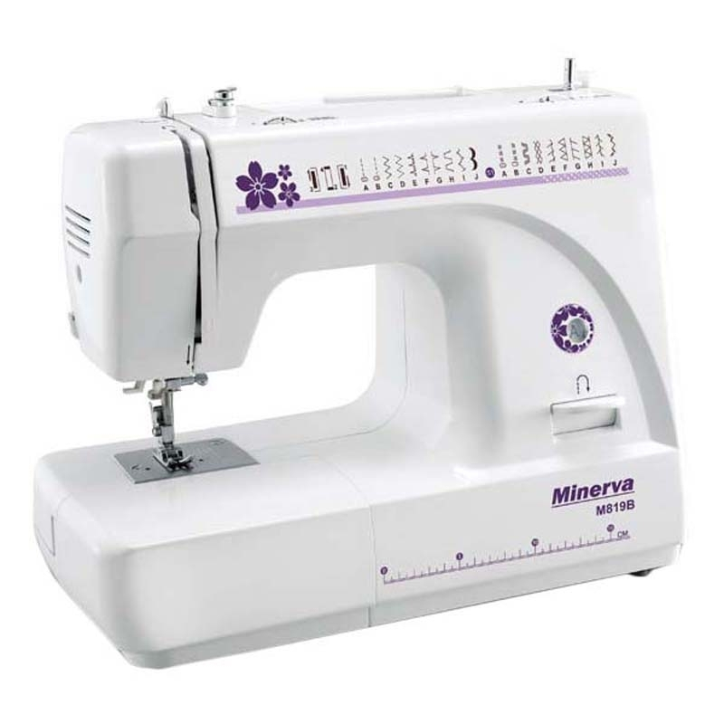 Sewing machine Minerva M819B sewing machine minerva cs1000pro