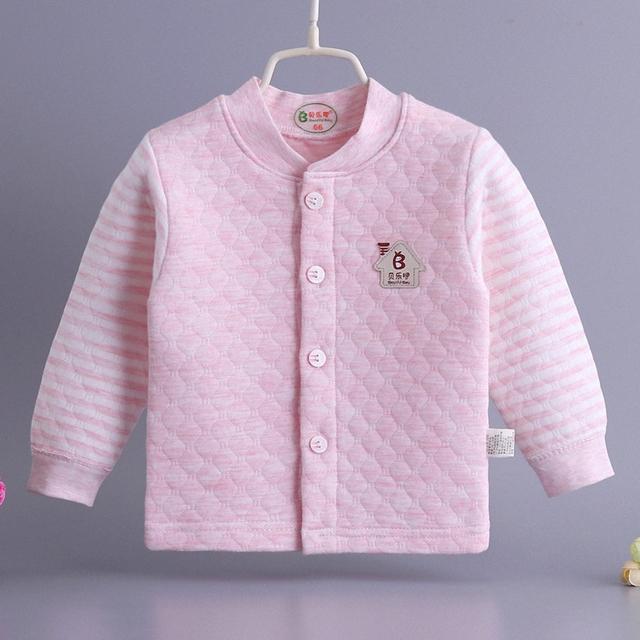 Long sleeve cotton sweatshirt for kids