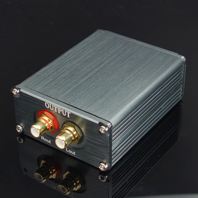 купить 2019 New FV5 with gain audio transformer boost passive preamp Mini HiFi passive preamplifier по цене 3331.88 рублей