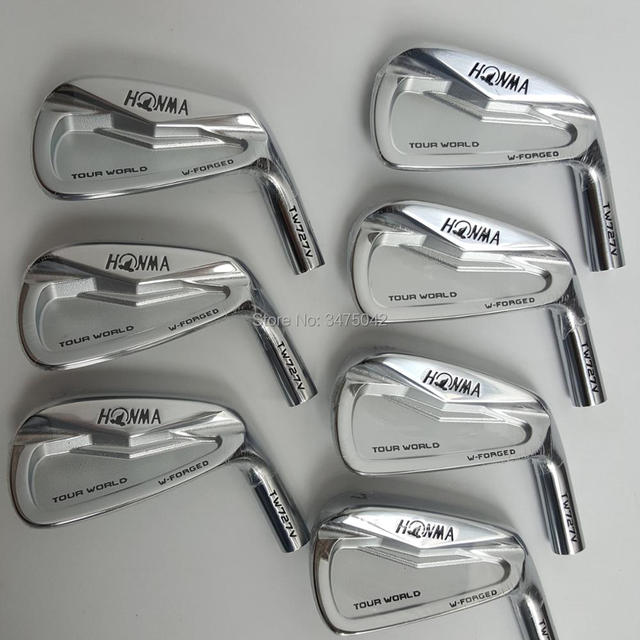 Golf clubs Golf irons HONMA 727v iron group 4-10 w (7 PCS)Steel Golf shaft and Golf head Free shipping