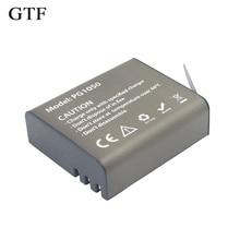 GTF 3,7 V PG1050mAH Батарея для eken экшн Камера H9 H9 H3 H3R H8PRO H8R H8 pro SJ4000 SJCAM SJ5000 M10 SJ5000X перезарядки Батарея