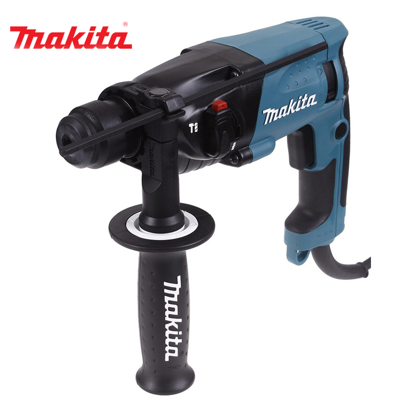 The electric hammer Makita HR1830 перфоратор makita hr1830 440вт