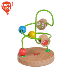 Игрушки для младенцев и детей LUCY & LEO