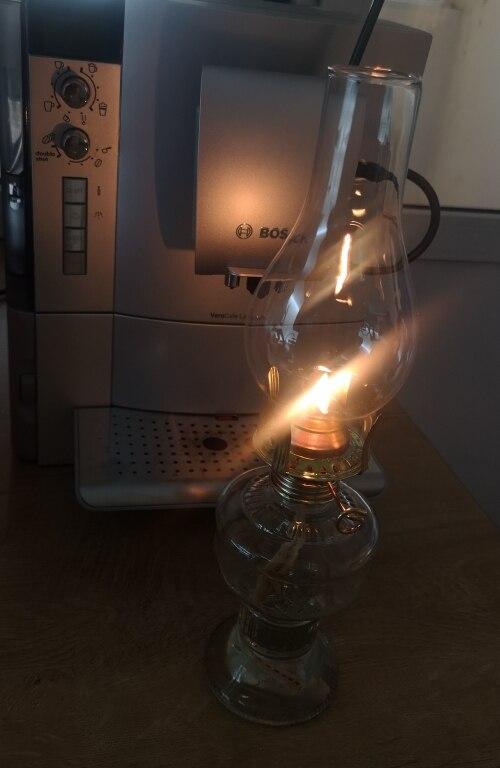 Iluminação profissional Lanternas Querosene Lâmpada