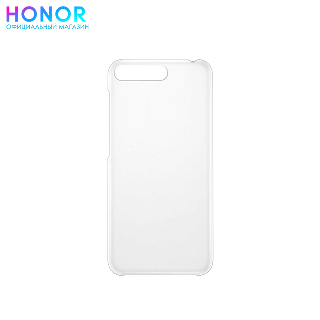 Прозрачный чехол для ПК Honor 7A