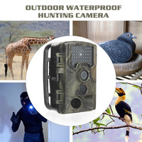 1080p HD Trail Camera Hunting Camera 16MP IR Hunting Camera Take Photo Portable Video Recorder Wildlife Camera For Hunting