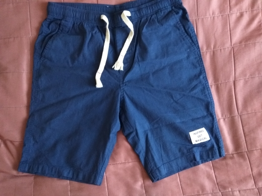 Pioneer Camp solid casual shorts men brand-clothing simple summer cotton shorts male quality stretch bermuda ADK803145