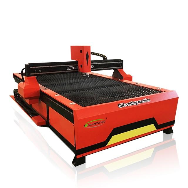 Jinan CNC plasma cutting machine for metal sheet and pipe cutting hot sale 6