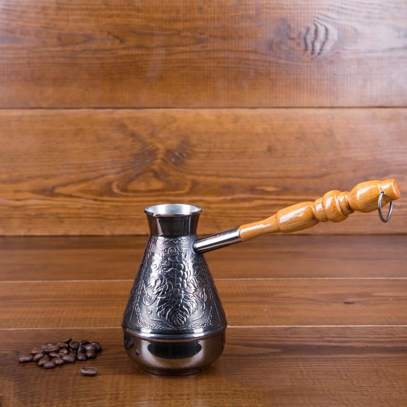 TURK PARA garrafa térmica de chá de CAFÉ talheres de cobre prato assadeira cozinha casa 847-125/118/115 /113/112