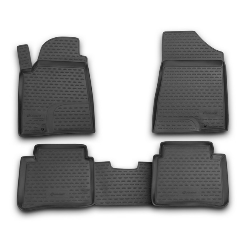 For Nissan Teana J32 2008-2013 floor mats into saloon 4 pcs/set Element NLC3623210K free shipping for vland car headlamp for nissan teana led headlight led drl h7 hid xenon lamp projector lens lamp for 2008 2012