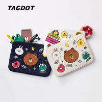 Tagdot Brand Laptop Bag Case 13 Women Fashion Notebook Bag Case 11 12 13 3 14