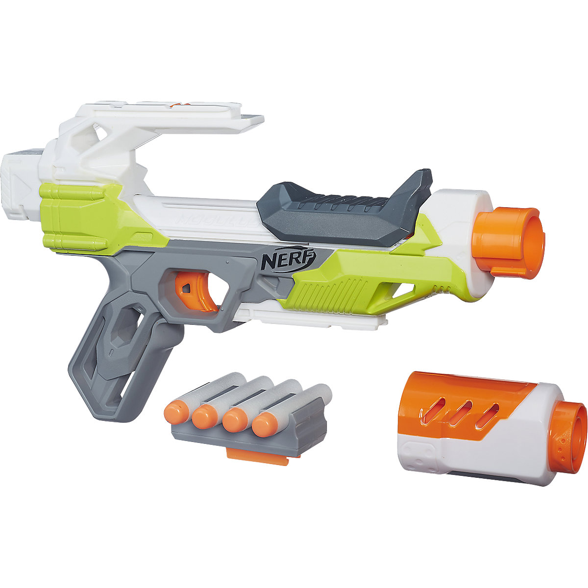 Toy Guns NERF 4306449 Children Kids Toy Gun Weapon Blasters Boys Shooting games Outdoor play children play house toy