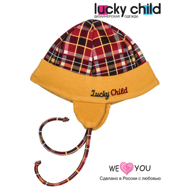 Cap Lucky child Kid clothes cap lucky child
