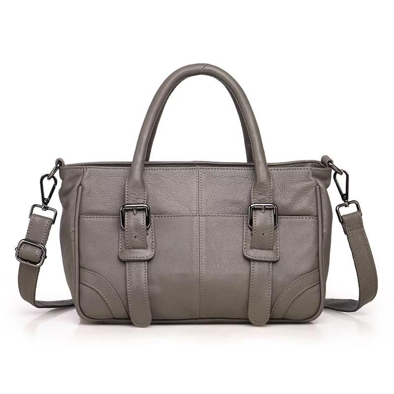 Здесь продается  Real Leather Female Bag Brand Designer Handbags High Quality Women Genuine Leather Handbags Large Women Messenger Crossbody Bags  Камера и Сумки