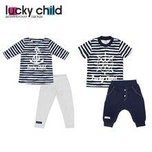 Комплекты Lucky Child арт. 28-70D, 28-71M (Морской бриз) [сделано в России, доставка от 2-х дней]