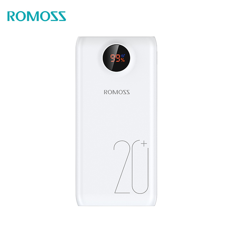 цена Power bank Romoss SW20 Pro 20000 mAh