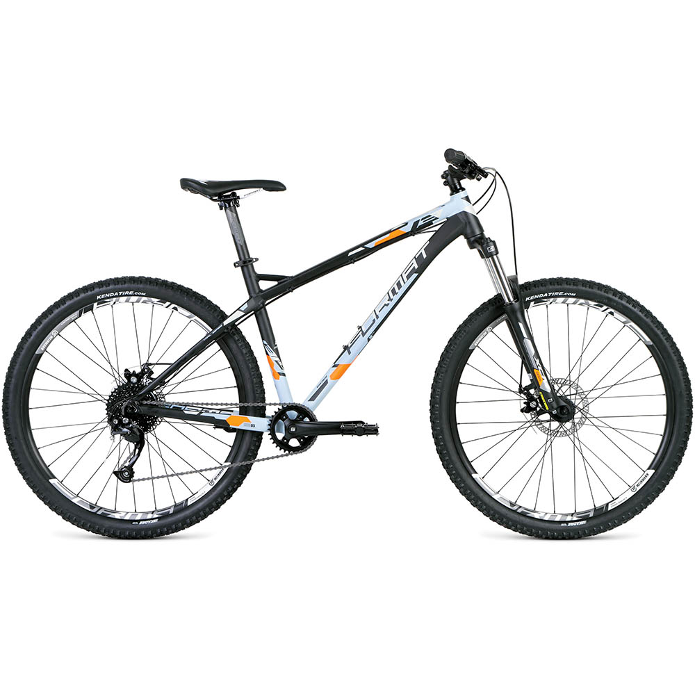 Bicycle FORMAT 1314 (27,5 9 IC. Height L) 2017-2018