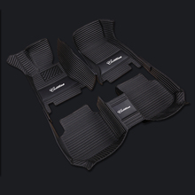 TENGRUI Custom Car Floor Mats High-end Chinese Embroid for LAND ROVER