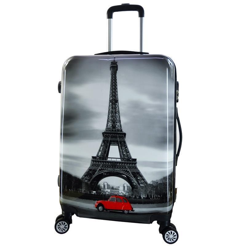 Bag With Wheels Infantiles Y Bolsa Viaje Colorful Trolley Maleta Carro Mala Viagem Suitcase Luggage 2022242628inch