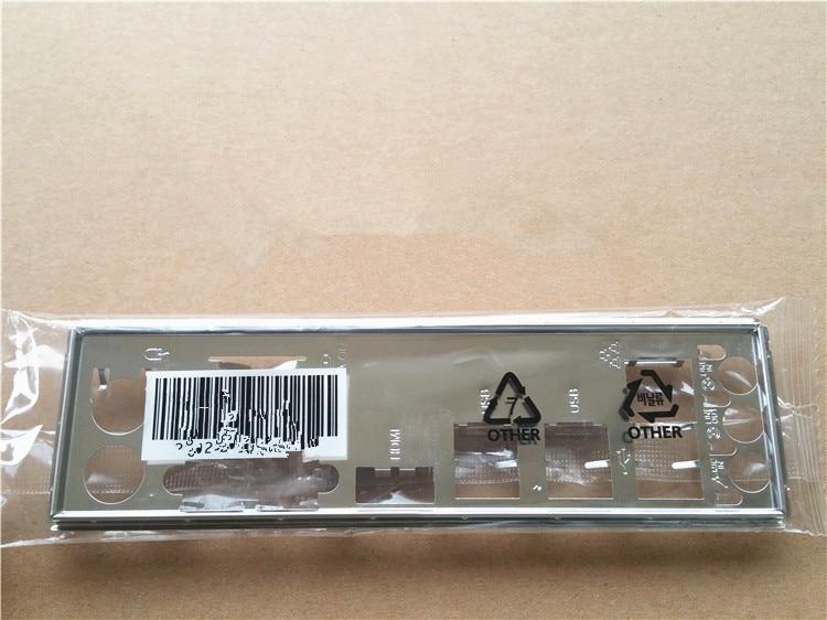 new I//O Shield for Z97-P//SI  Z97-K R2.0  Z97-K  H97-PLUS  H97M-E