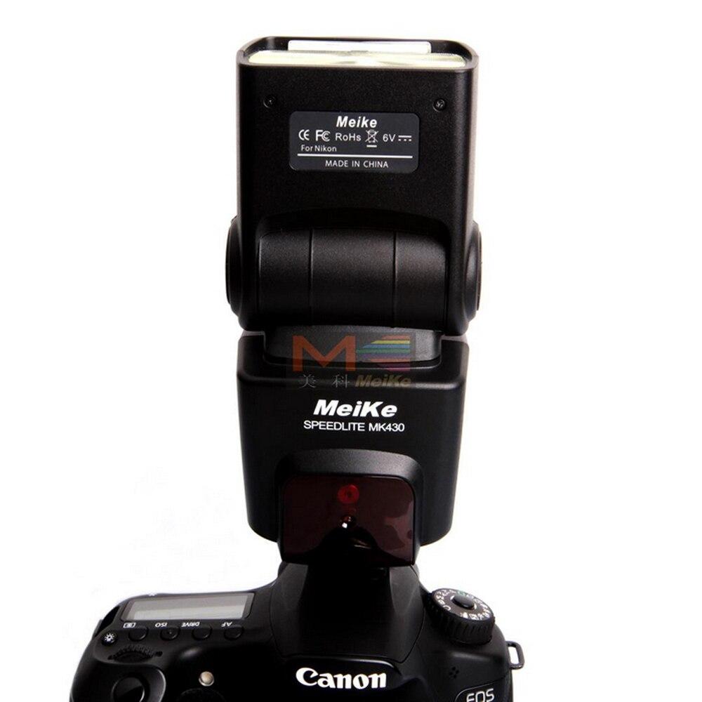 Meike MK-430 MK430 TTL Flash Speedlite for All Nikon DSLR Cameras SB-600 700 D90 D300S D800 D3200 D5100 D3100 D3300 D5200Meike MK-430 MK430 TTL Flash Speedlite for All Nikon DSLR Cameras SB-600 700 D90 D300S D800 D3200 D5100 D3100 D3300 D5200