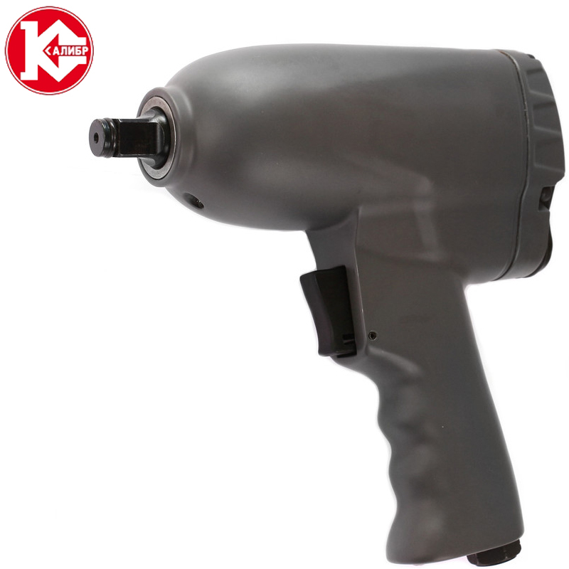 Kalibr PGU-16/550 Pneumatic Impact Wrench Air Wrench Tools Car Wrench Repair Tools Auto Repairing portable car air compressor pump electric auto tire inflator
