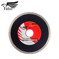 FALCO DIAMOND BLADE CUTTING SOLID high quality abrasive cutting tools stone cutting discs for cutting materials 2pcs/lot 664 005