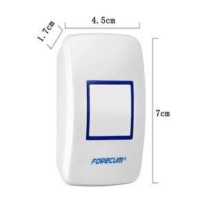 Image 5 - Forecum 8f Wireless Doorbell Waterproof Door Bell Kit, 1000 Feet Operating, 36 Chimes,  1 transmitter+2 Receivers