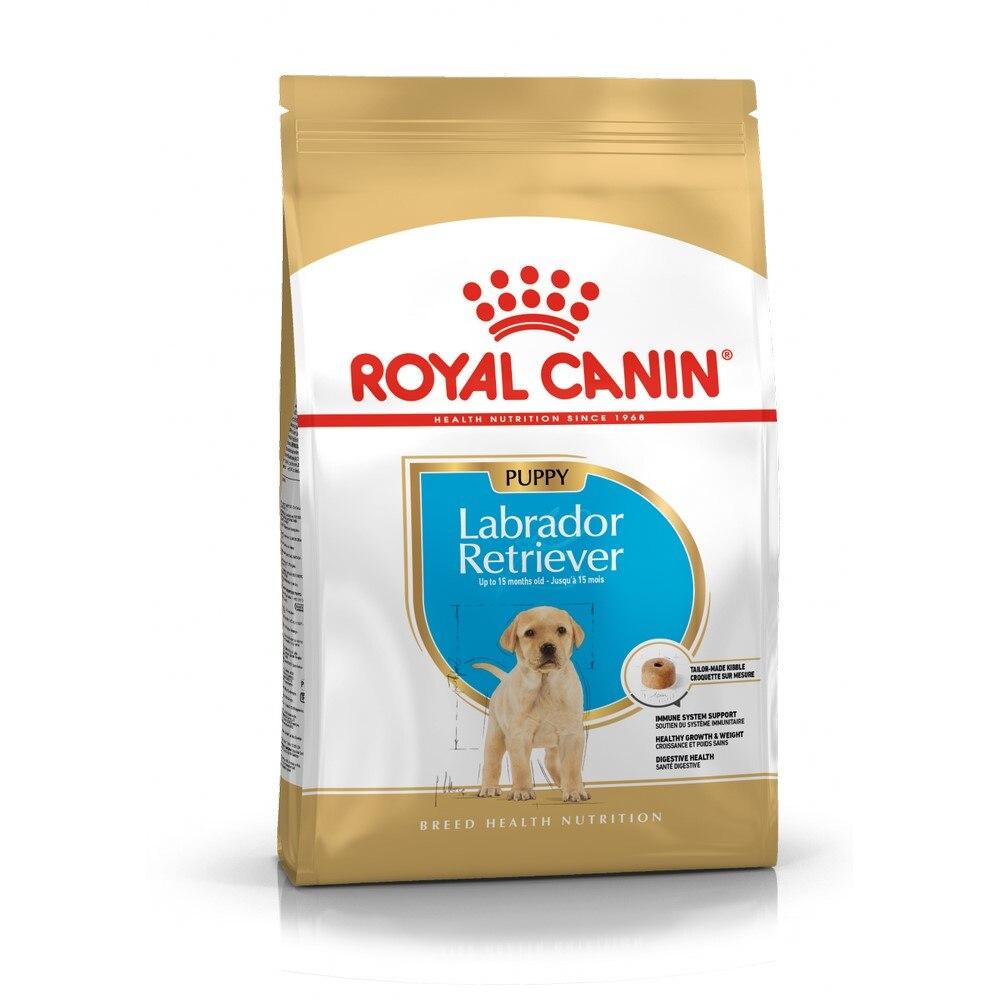 Puppy Food Royal Canin Labrador Retriever Junior, 3 kg royal canin royal canin labrador retriever adult 3 кг