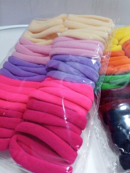 Elastic Ties Rope Ponytail Holders Hair Accessories To Create Hairstyles Hair Styling Tools Hair Braiding Machine 50/100pcs