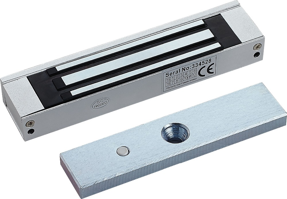 Zugangskontrolle EM Elektromagnettürschloss 180 KG (£) 12 V Elektroschloss Haltekraft Hohe Qualität