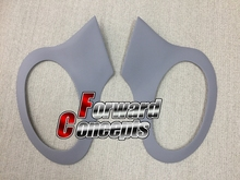 FOR 996 911 CARRERA TURBO EYELIDS HEADLIGHTS COVERS TRIMS